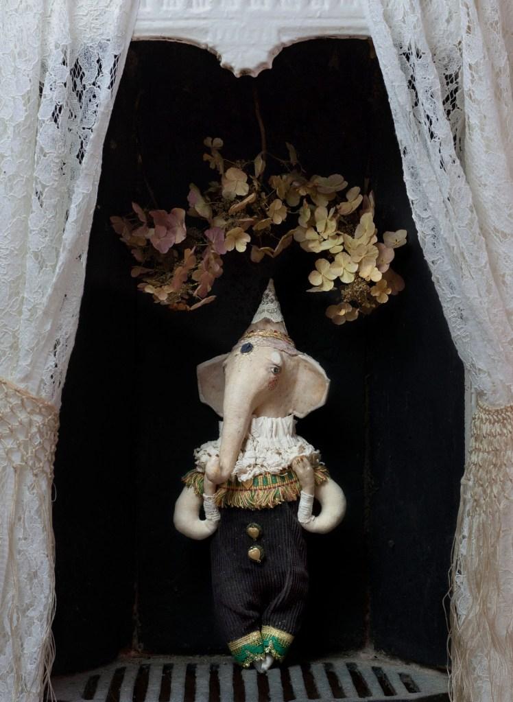 elephant doll