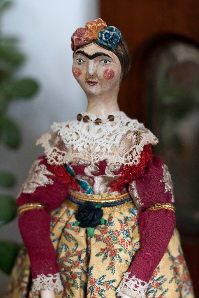 folk doll