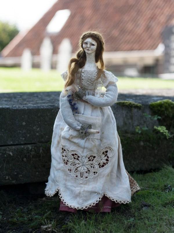primitive doll