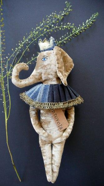 Balthazar the little Elephant