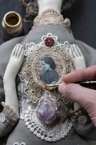 memorial doll