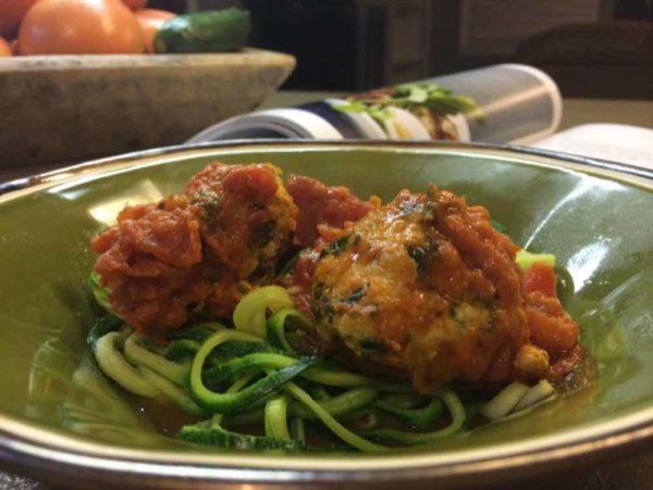 gwyneth paltrow cookbook turkey meatballs