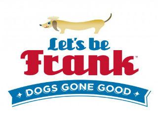 let's be frank logo