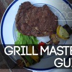 Grill Master's Guide to Steak : 10 Steak Rubs with Only 3 Ingredients!