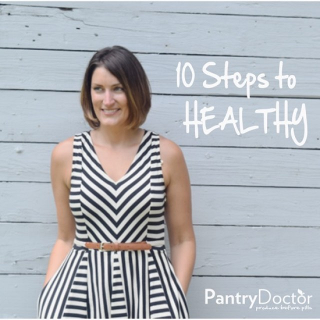 what does it mean to be healthy, 10 steps to healthy