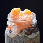 Easy Pudding Recipe : Dreamsicle Chia Seed Pudding