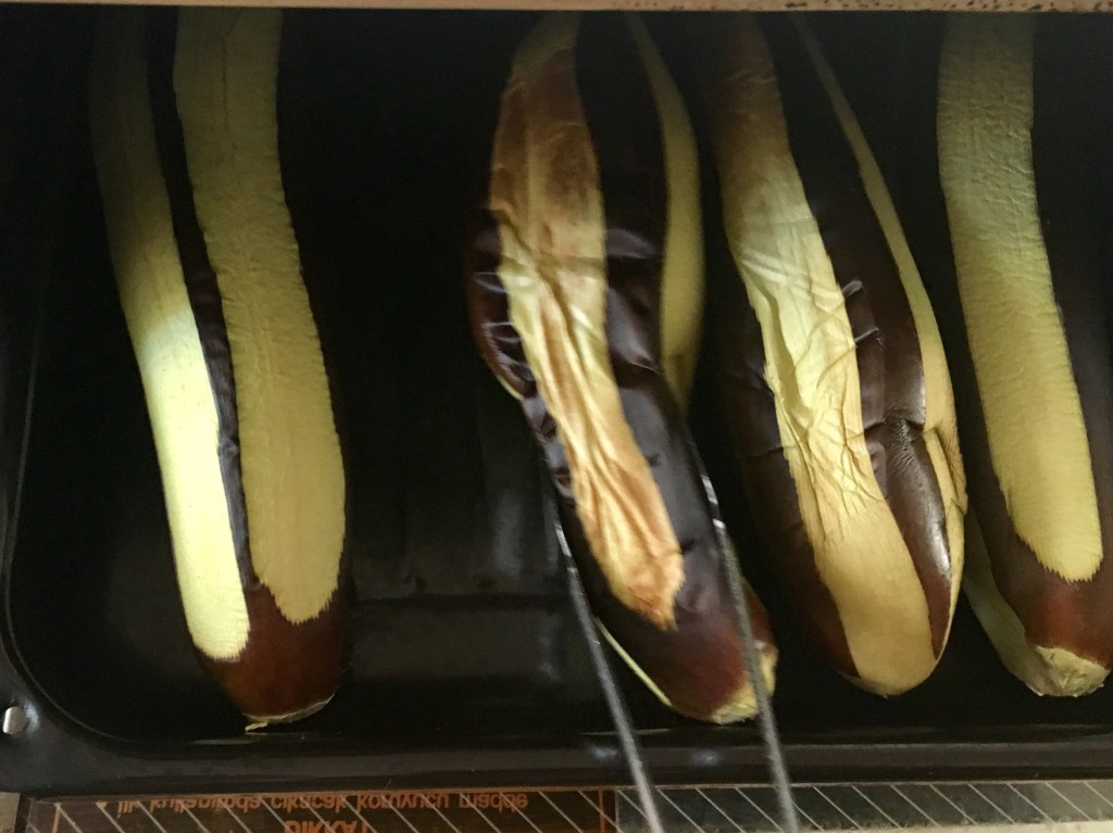 Baked Aubergine