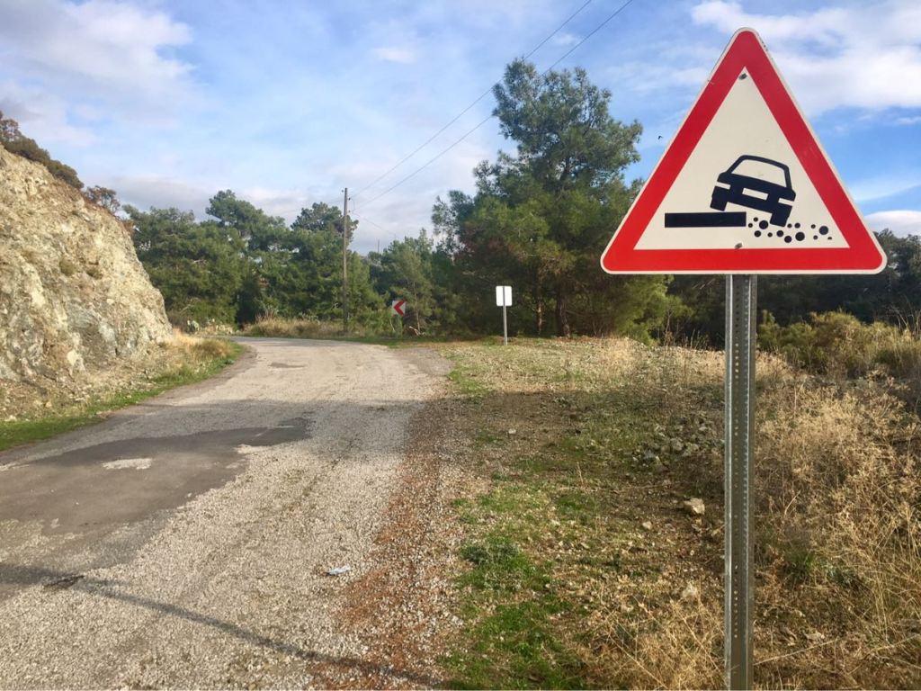 Road Sliding