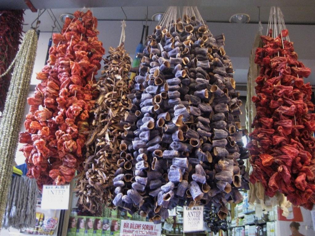 Сушка баклажанов - подготовка к зиме |