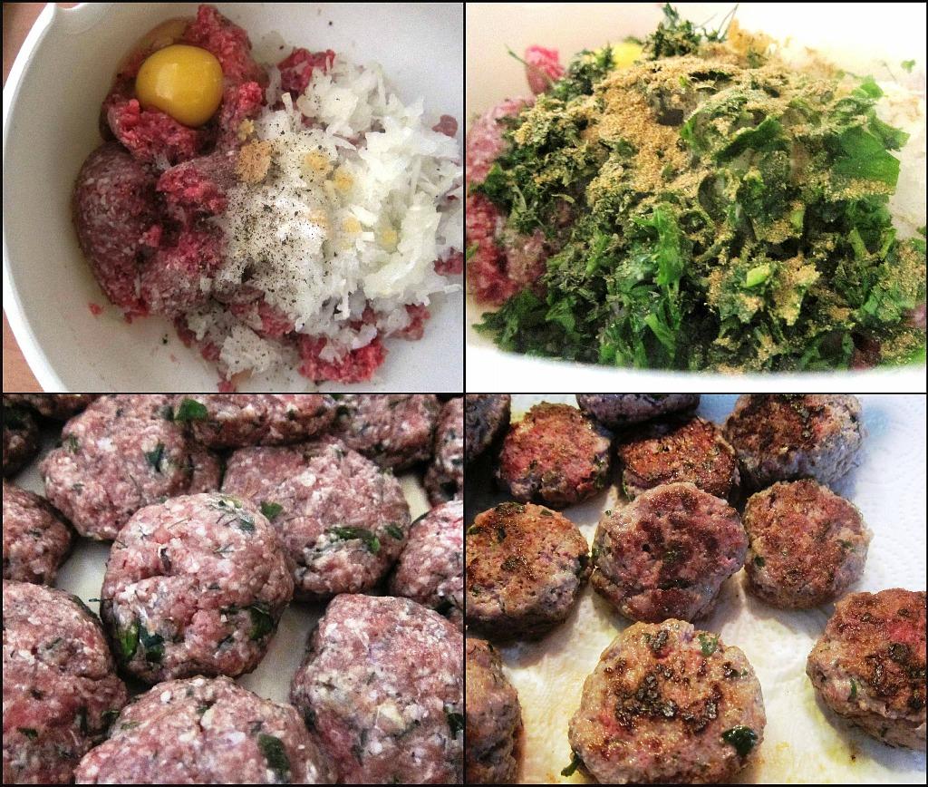 How to make kofte for islim kebab
