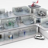 Conceptos para diseño de Hospitales