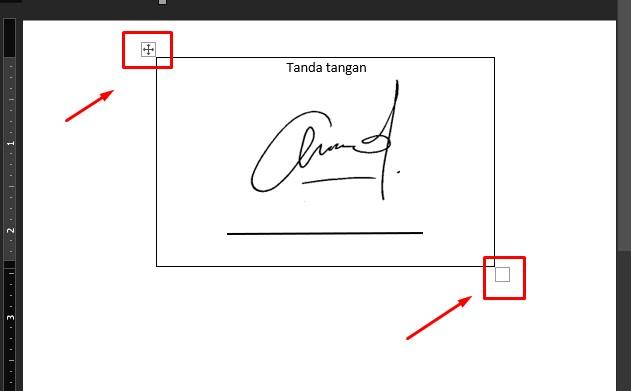 3 Cara Membuat Tanda Tangan Di Word Tanpa Scan (Praktis)
