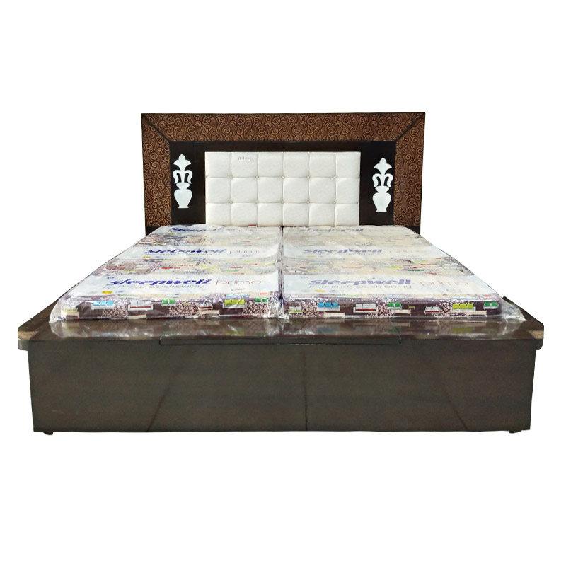 Psu King Size Double Bed Www Panwarsteel Com