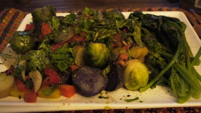 Steamed Alkaline Food Recipe