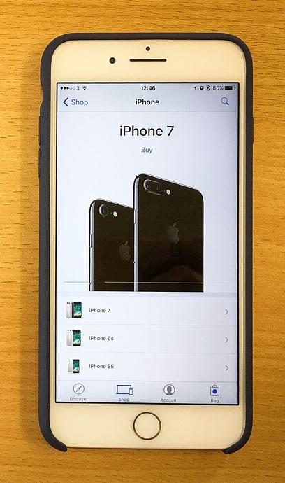 iPhone 7 Schutzfolie Vergleich