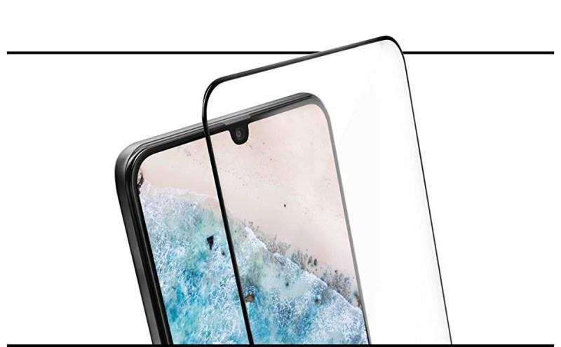 Samsung Galaxy A51 Schutzfolie aus Panzerglas