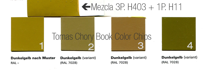 Dunkelgelb RAL7028