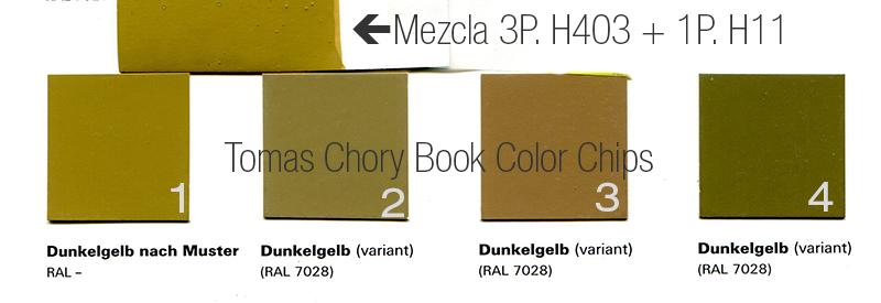 DunkelgelbRAL7028