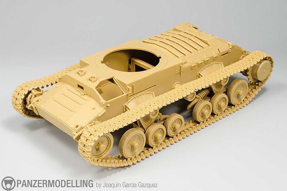 Valentine Mk.IV, Why I Love Tamiya
