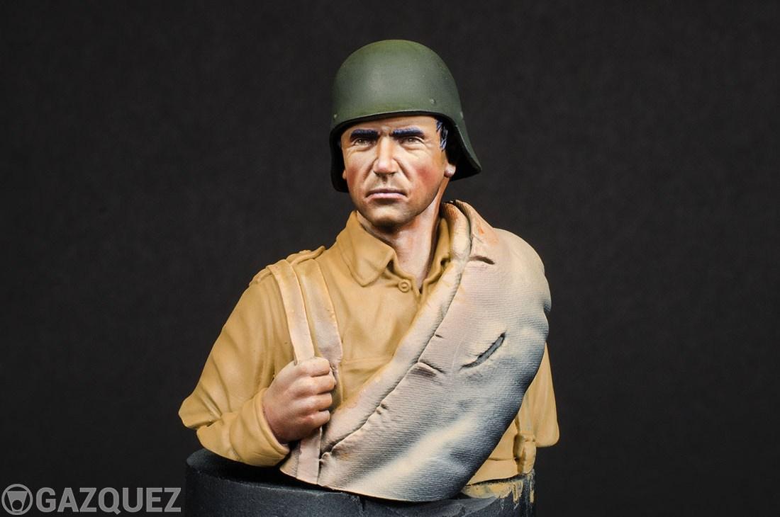 Miliciano G.C.E. 1937, Arcabuz 1/16