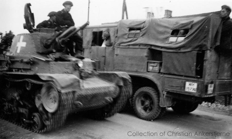 Panzerkampfwagen 35 T