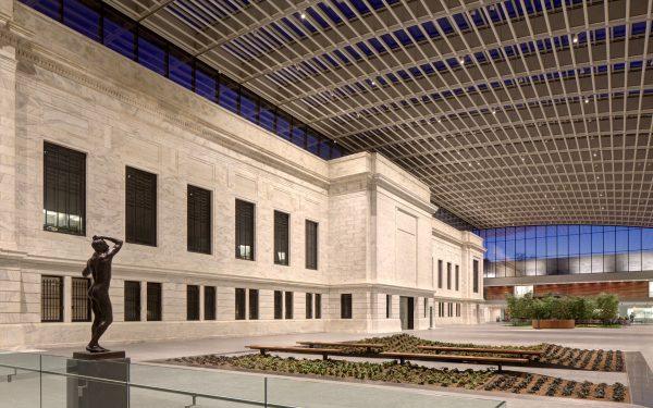 Cleveland Museum Of Art Panzica Construction