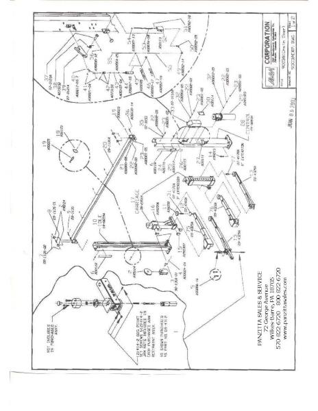 ALM 9003 Parts