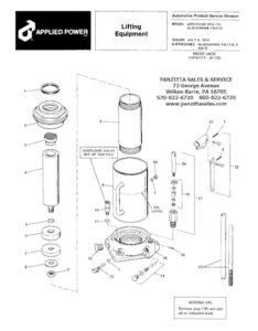 Black Hawk FA11-D Parts