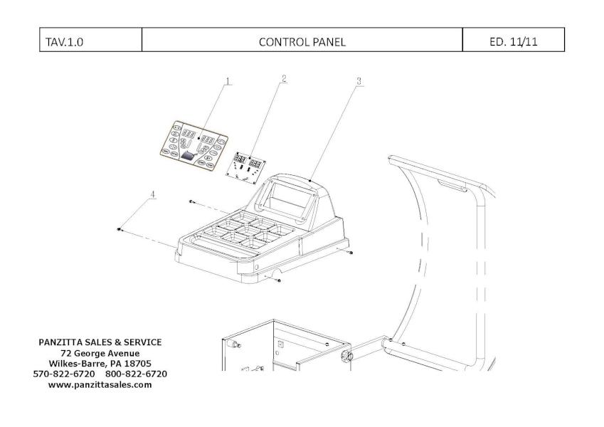 Atlas WB-11 Parts