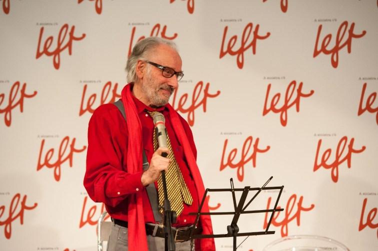 Massimo Fagioli festa di Left 2014