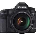 canon eos 5D mark III recensione