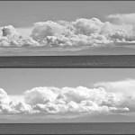 tecnica del bianco e nero con filtro ottico