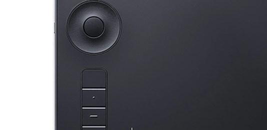 Tavoletta grafica Wacom Pth-660-S Intuos Pro Con Penna Sensibile