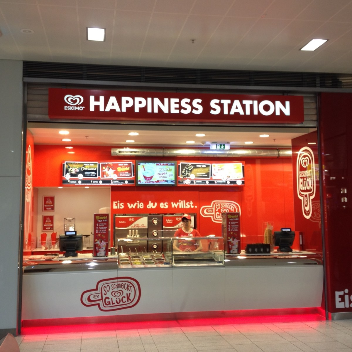 Happiness Station