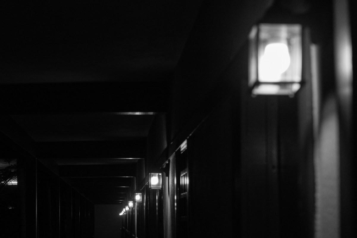 Follow the lights…