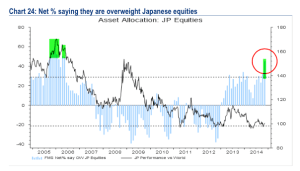 BAML Japan Equities Nov 14