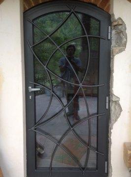 Porta ferro e vetro Fusi rider style