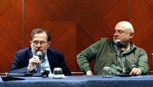 con G.R. Manzoni
