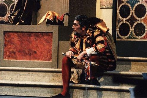 Paolo Ruggiero - RIGOLETTO - Festival Internazionale di San Gimignano (Italia). Direttore Giampaolo Mazzoli.