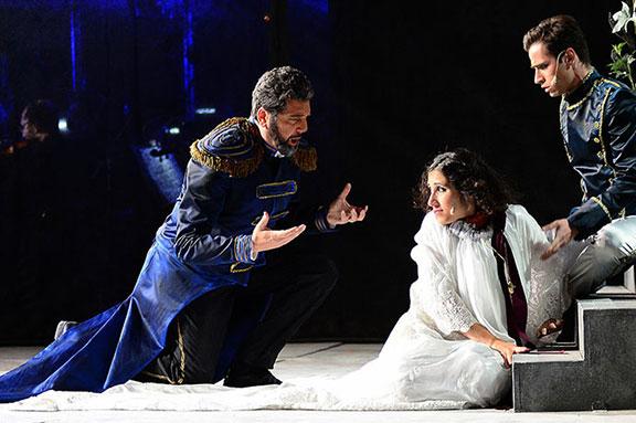 Paolo Ruggiero - La Traviata - Opera en Plein Air - Hôtel National des Invalides, Paris (France)