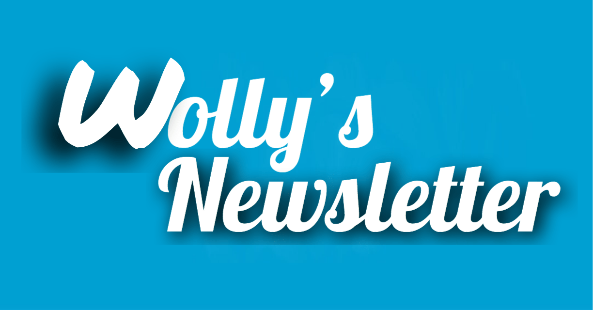 wolly's newletter