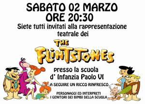 The Flintstones - asilo Molvena