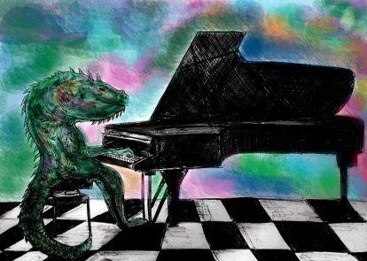 Iguana Pianista 2016