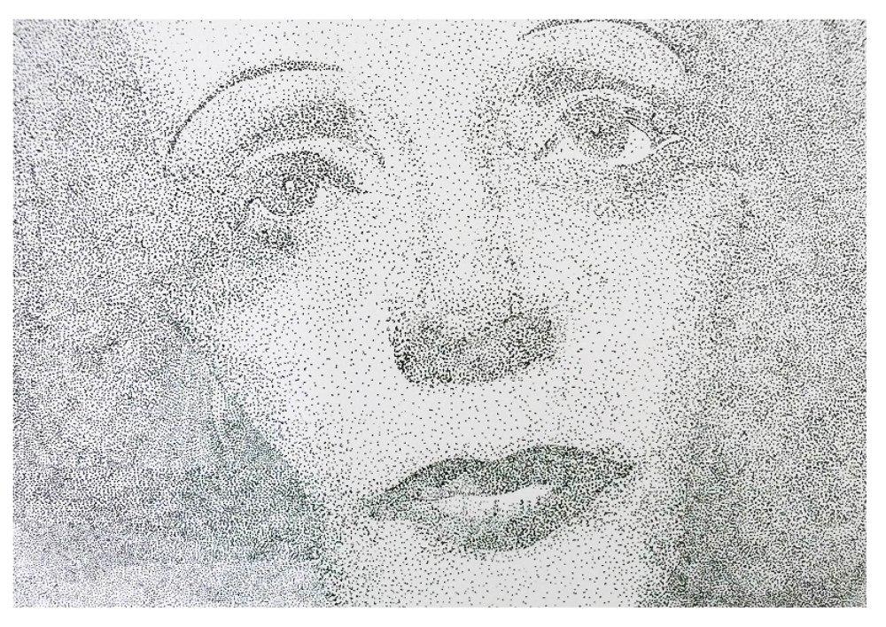 Edith Piaf. 2011