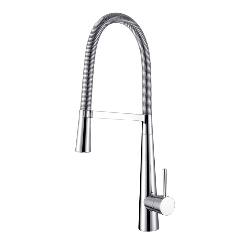moma kitchen water faucet silver