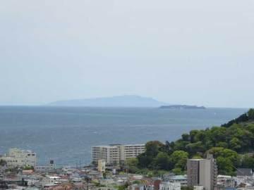 伊豆大島と初島