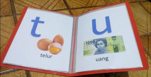Mengenal Fonik Bahasa Indonesia Dengan Bernyanyi