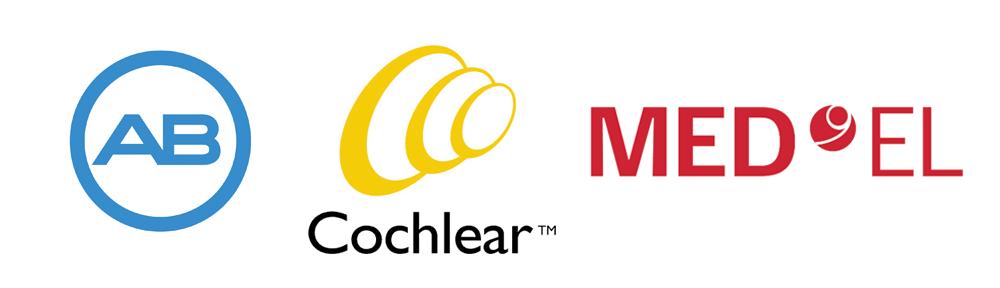 Perusahaan penyedia implan koklea di dunia adalah Advanced Bionic, Cochlear dan Medel.