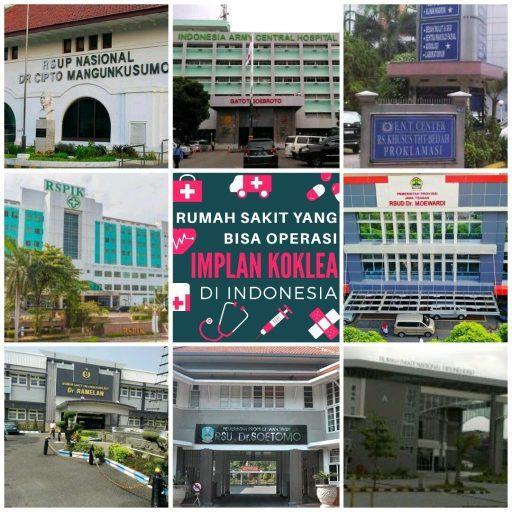 Rumah Sakit Yang Bisa Operasi Implan Koklea Di Indonesia