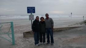 The Ormond Beach beach :)